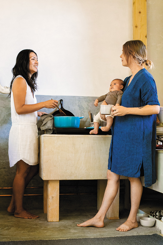 Maternando a mãe. Por uma nova cultura no pós-parto