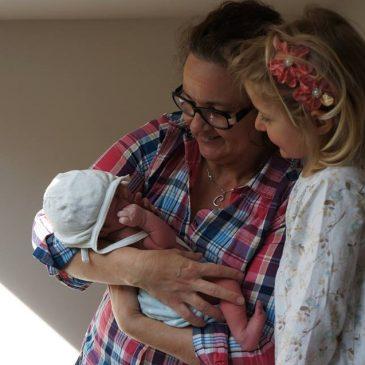 Meu relato de avó, sobre o parto domiciliar de minha filha.