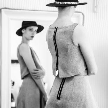 Gestar é olhar-se no espelho